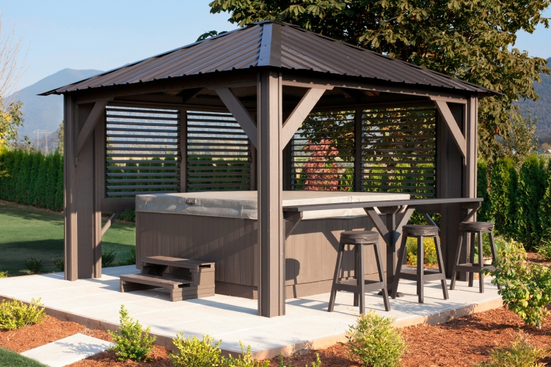 11x11 Tuscany Visscher The Ultimate Outdoor Living